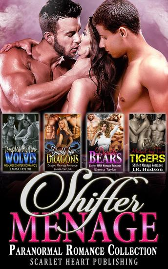 Shifter Menage : Paranormal Romance Collection - cover