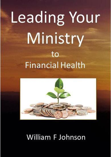 Leading Your Ministry to Financial Health - cover