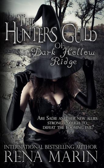 The Hunter's Guild of Dark Hollow Ridge - cover