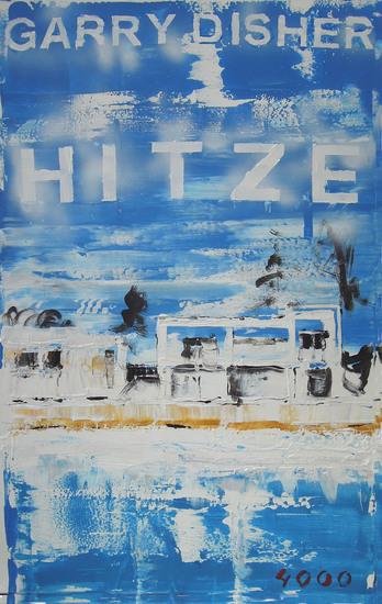 Hitze - Ein Wyatt-Roman - cover