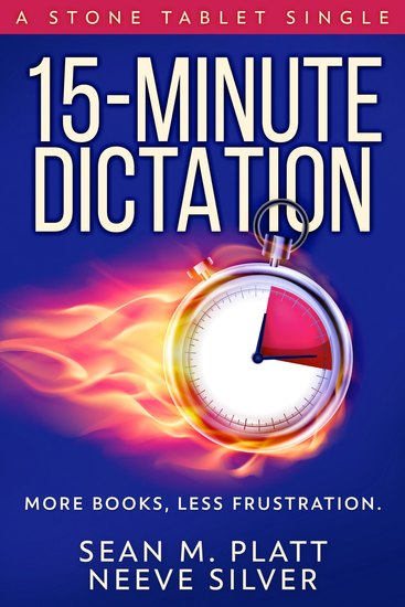 15-Minute Dictation - More Books Less Frustration - cover