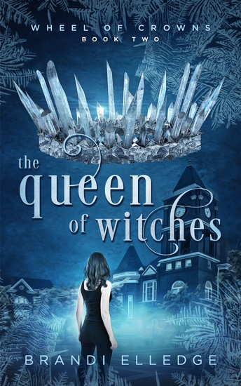 The Queen of Witches - cover
