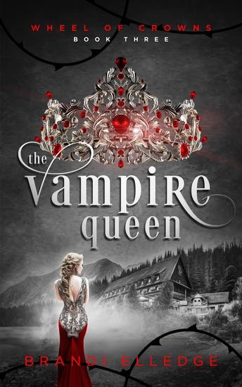 The Vampire Queen - cover