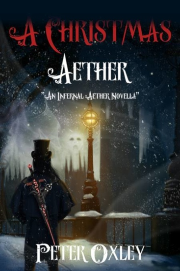 A Christmas Aether - An Infernal Aether Novella - cover