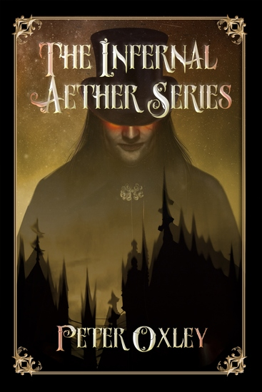 The Infernal Aether Series Complete Box Set - All Four Books in the Series - cover