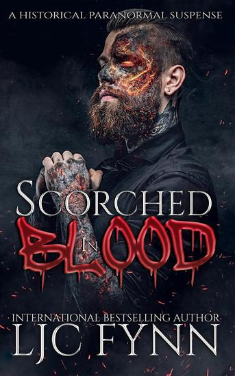 Scorched in Blood - cover