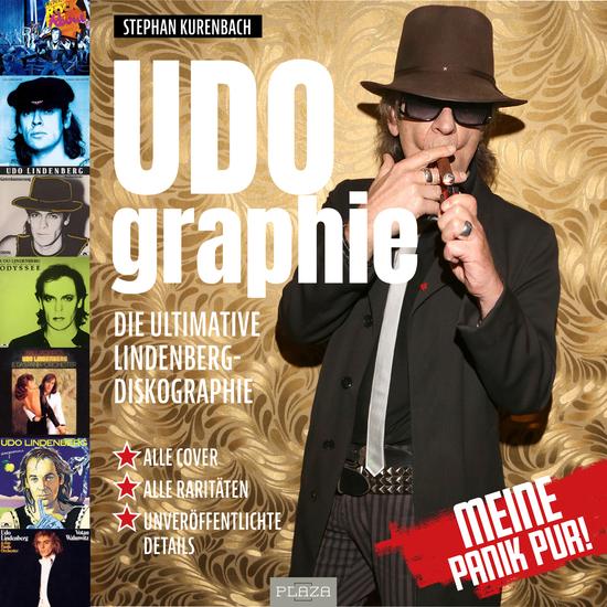 UDOgraphie - Die ultimative Lindenberg-Diskographie - cover