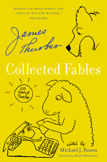 Collected Fables - cover
