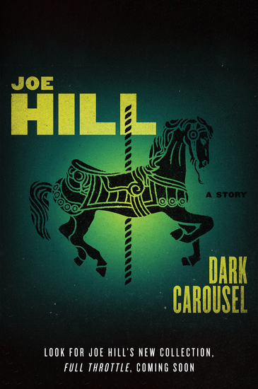 Dark Carousel - A Story - cover