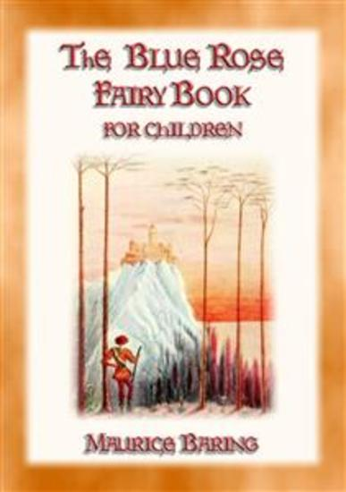 THE BLUE ROSE FAIRY BOOK - 12 magical fairy tales for children - cover