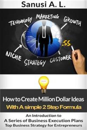 How to Create Million Dollar Ideas - cover