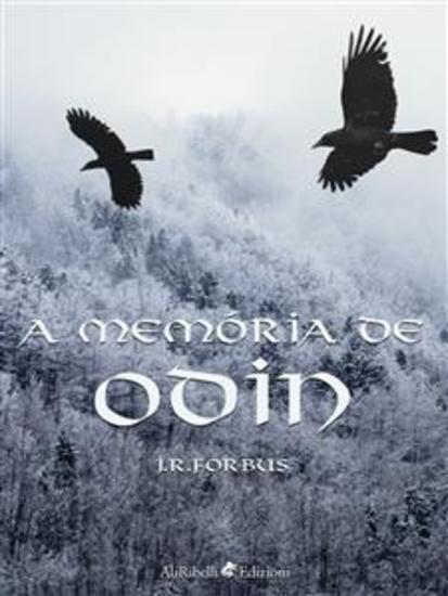 A Memória de Odin - cover