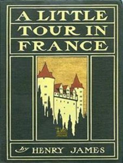 A Little Tour in France - cover