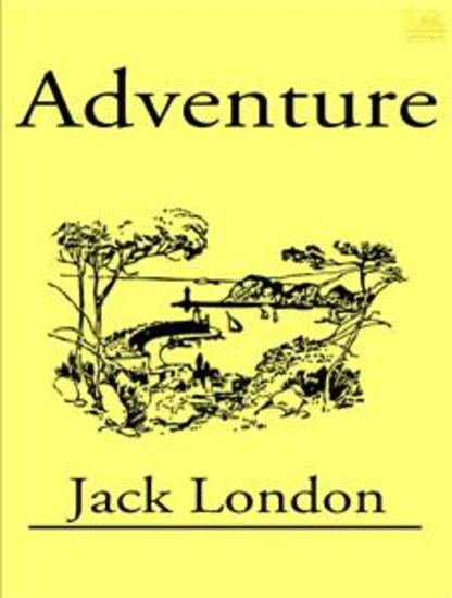 Adventure - cover