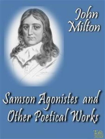 Samson Agonistes - cover