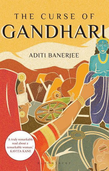 The Curse of Gandhari - cover