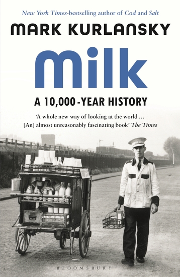 Milk - A 10000-Year History - cover