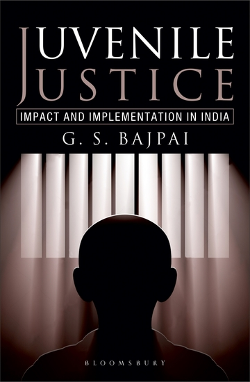 Juvenile Justice - Impact and Implementation in India - cover