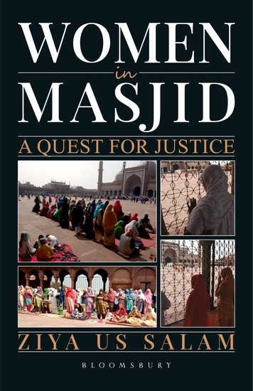 Women in Masjid - A Quest for Justice - cover