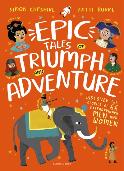 Epic Tales of Triumph and Adventure - cover