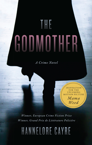 The Godmother - A Crime Novel - cover
