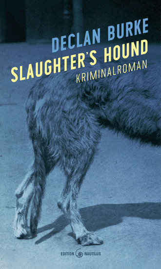 Slaughter's Hound - Kriminalroman - cover