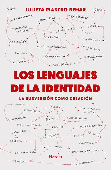 Los lenguajes de la identidad - La subversión como creación - cover