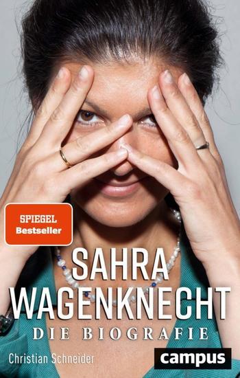 Sahra Wagenknecht - Die Biografie - cover