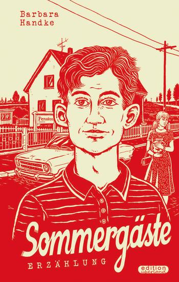 Sommergäste - Erzählung - cover