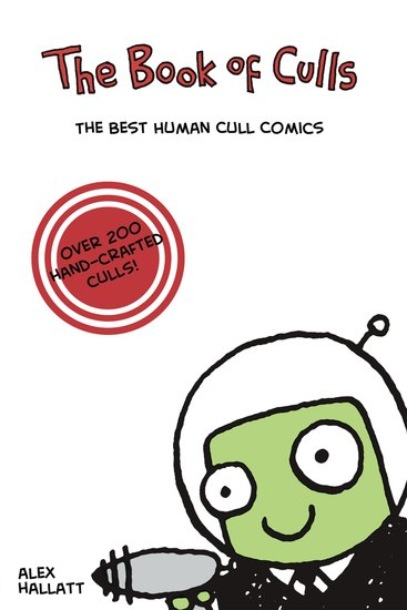 The Book of Culls - The Best Human Cull Comics - cover