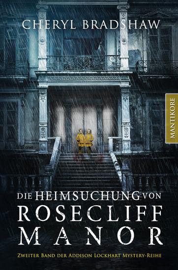 Die Heimsuchung von Rosecliff Manor - cover