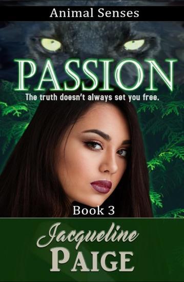 Passion - Animal Senses #3 - cover
