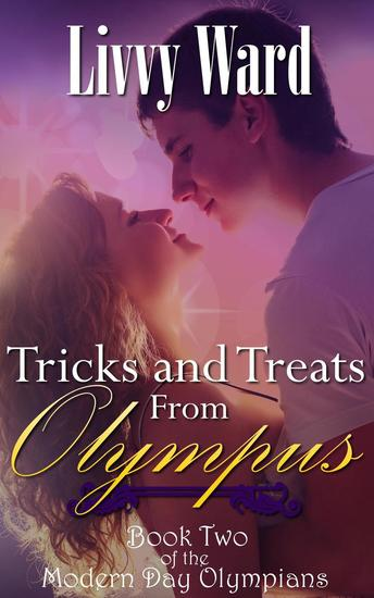 Tricks and Treats from Olympus - Modern Day Olympians #2 - cover