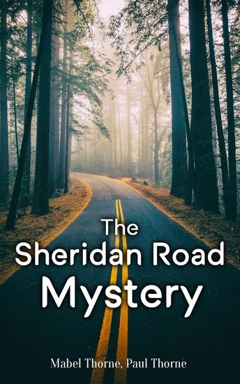 The Sheridan Road Mystery - Murder Mystery Novel - cover
