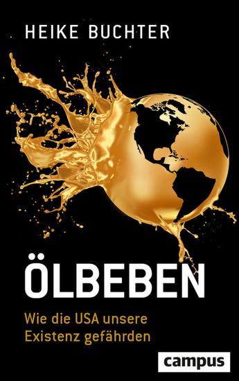 Ölbeben - Wie die USA unsere Existenz gefährden - cover