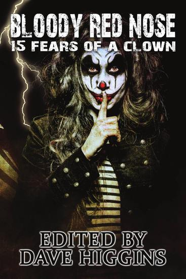Bloody Red Nose: Fifteen Fears of a Clown - Fears of a Clown - cover