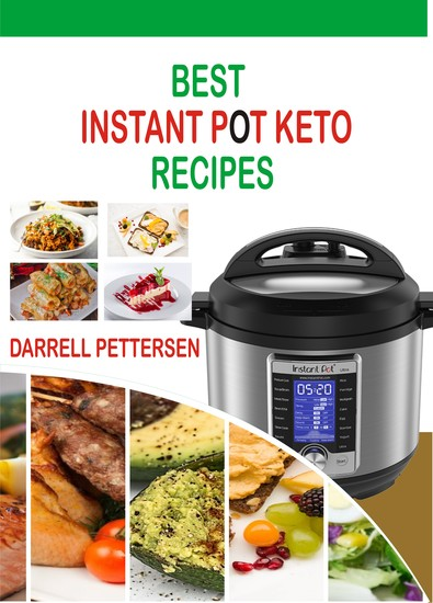Best Instant Pot Keto Recipes - Healthy Instant Pot Recipes for Weight Loss - cover