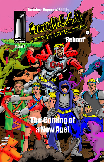 """[Compu-MECH """"Reboot""""] - The Coming of a New Age! - cover"""