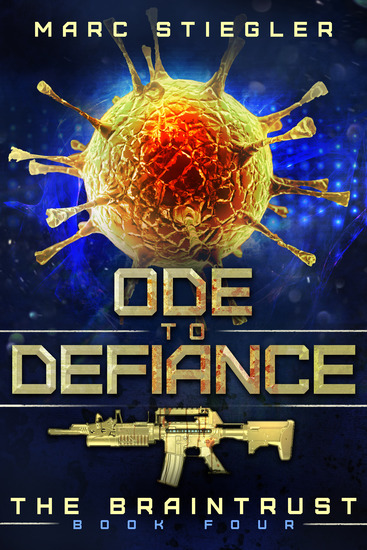 Ode To Defiance - A Stand-Alone Story in the Braintrust Universe - cover