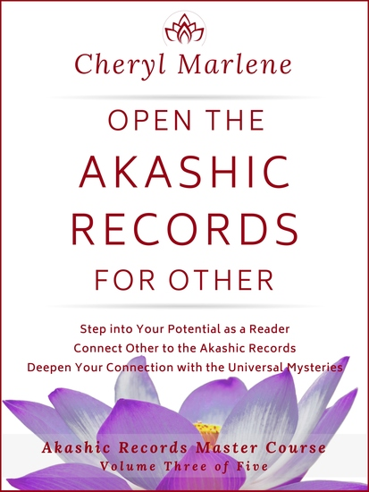 Open the Akashic Records for Other - Step into Your Potential as a Reader Connect Other to the Akashic Records and Deepen Your Connection with the Universal Mysteries - cover