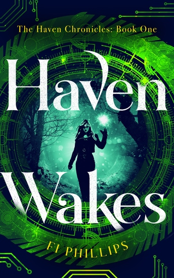 Haven Wakes - The Haven Chronicles: Book One - cover