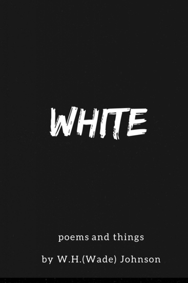 White - poems and things - cover