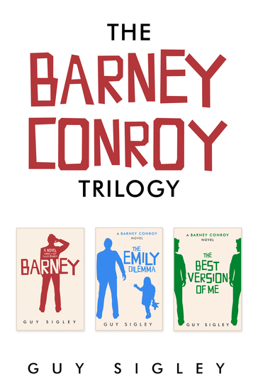 The Barney Conroy Trilogy - cover
