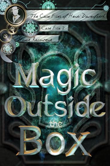 Magic Outside the Box - cover