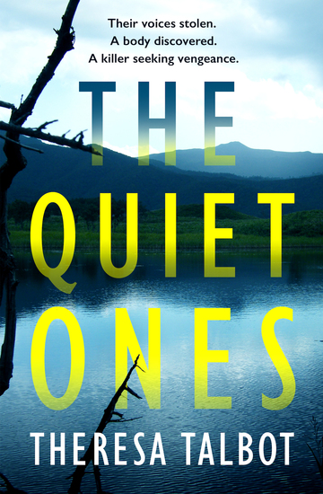 The Quiet Ones - cover