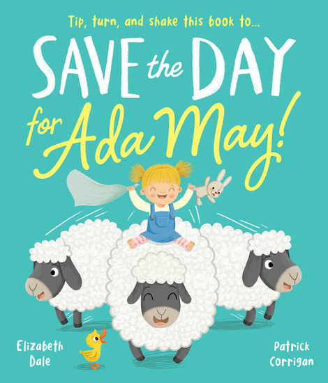 Save the Day for Ada May! - cover