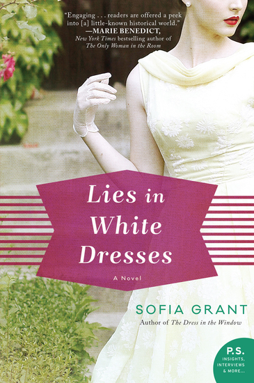 Lies in White Dresses - A Novel - cover