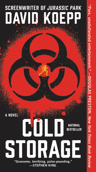Cold Storage - A Novel - cover