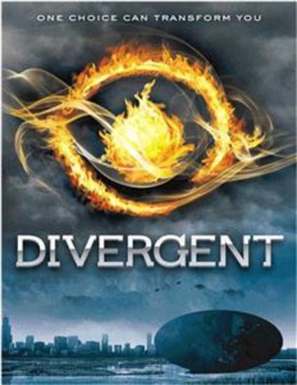 Divergent - One Choice Can Transform You - cover