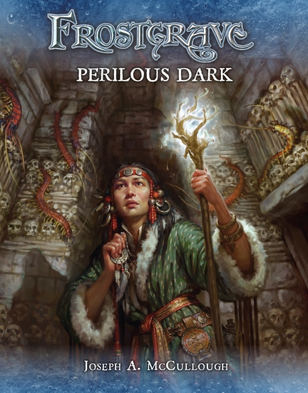 Frostgrave: Perilous Dark - cover